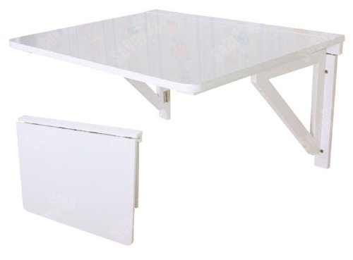 Acheter table pliante table pliable table rabattable table escamotable - Table rabattable murale cuisine ...