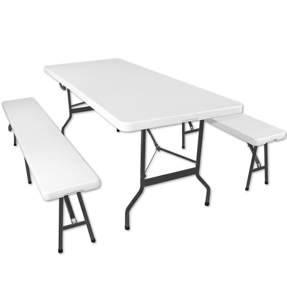 Acheter table pliante table pliable table rabattable table - Table de jardin pliable ...