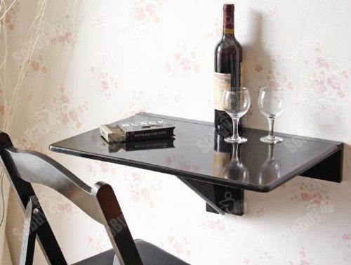 table pliante de cuisine rabattable en bois