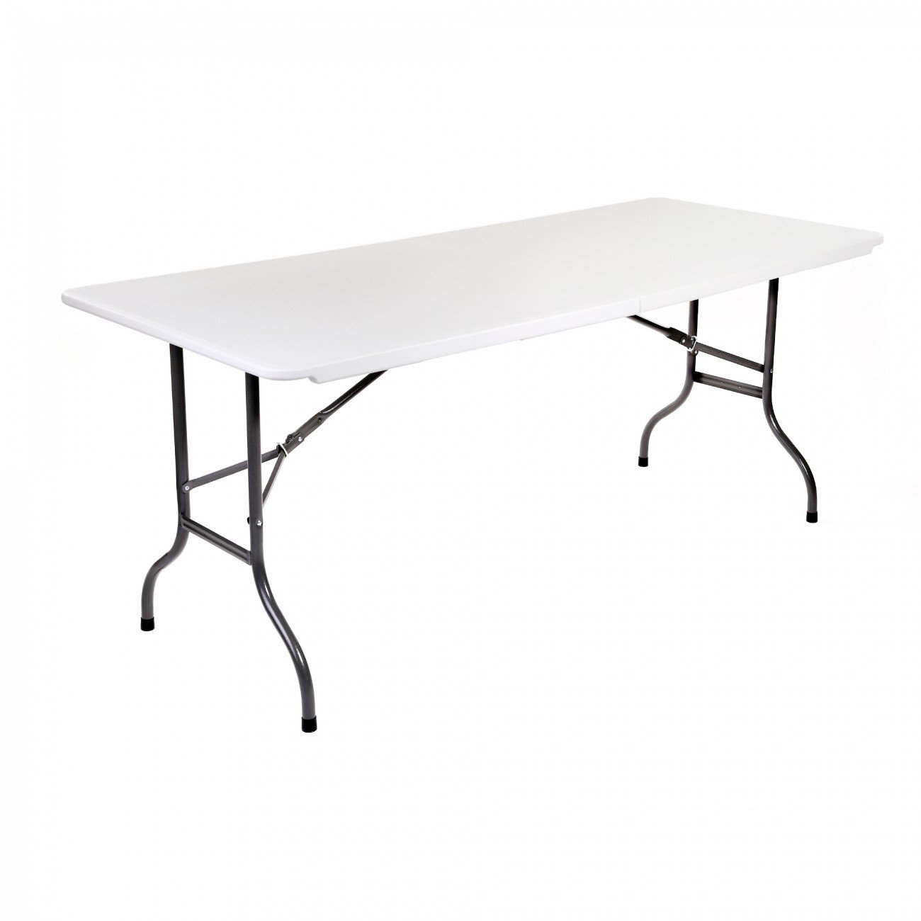 Acheter table pliante table pliable table rabattable table escamotable - Table de jardin blanche ...