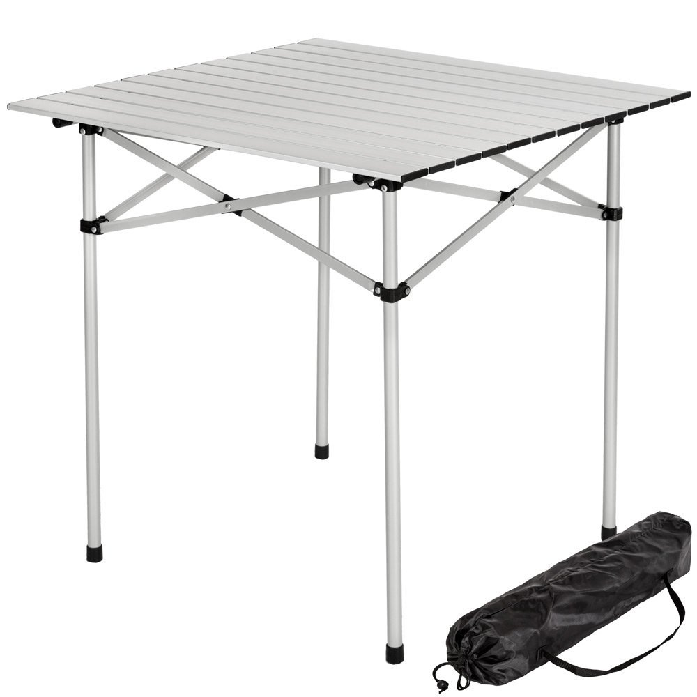 Acheter table pliante table pliable table rabattable table for Table en aluminium exterieur